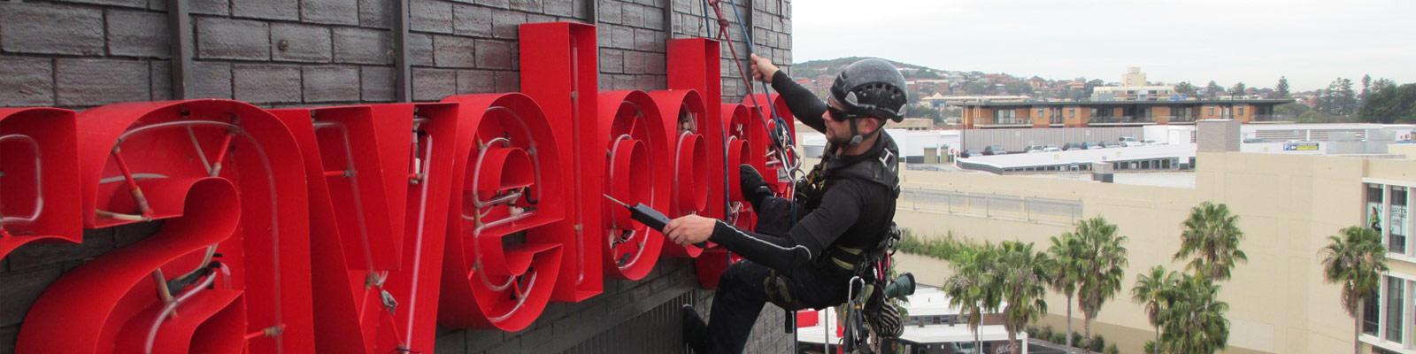 Sign Installation Services Ny Amp Nj